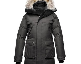 Down jacket with fur for aGatti men.24 colors fabrics and 20 kinds   fur