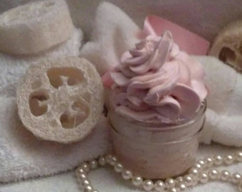 Angel Wings Body Butter~Body Butter~Moisturizer~Whipped Body Butter~Aromatherapy~Organic Body Butter~Daily Moisturizer~Lotion~