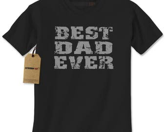 Best Dad Ever Father's Day Mens T-shirt
