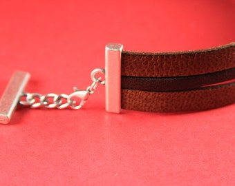 5/2 MADE in EUROPE 25mm  zamak clasp with extention chain, 25mm adjustable clasp, flat 25mm clasp,  flat 30mm clasp (78826/25)qt1