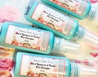 Black Raspberry Vanilla Hair Detangler leave In Detangler Hair Conditioner