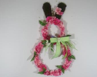 Easter Bunny Wreath.Easter Bunny.Easter Wreath.Spring Wreaths.Spring Wreath.Easter Décor.Front Door Wreath.Front Door Décor.Easter Wreaths