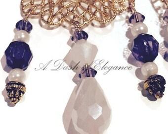 Elegant Chandelier Style Earrings
