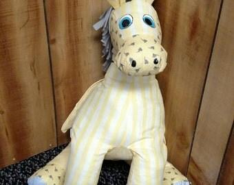 Horses, Pegasus, and Unicorns