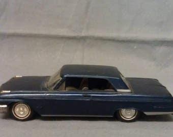 Vintage 1962 F Galaxie Promo Model
