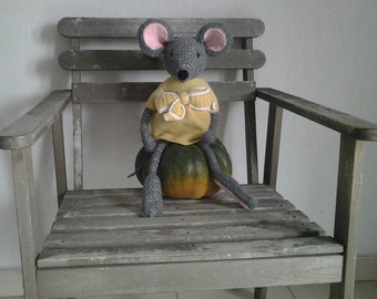 Suzy the mouse of Cinderella