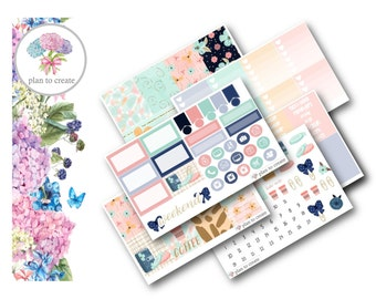 Planner Addict Weekly Kit