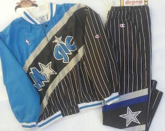 Champion Vintage Orlando Magic warm-up suit  NBA