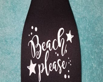 Beach please coolie
