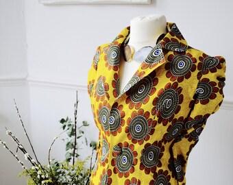 SALE - Victoriana Flower Print Jacket