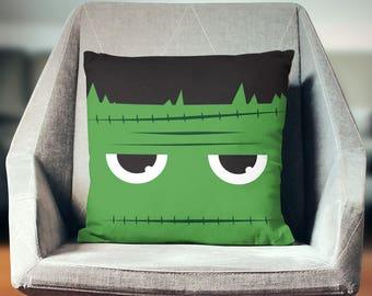 Frankenstein Pillow | Frankenstein Pillow Case | Frankenstein Throw Pillow | Frankenstein Pillow Cover | Frankenstein Cushion | Frankenstein