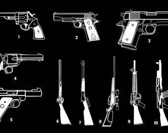 Shotgun Decal Etsy - Custom gun barrel stickers