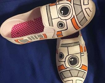 BB-8 shoes
