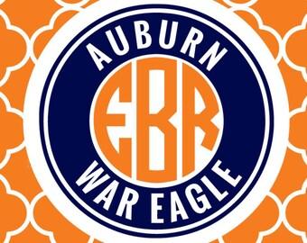 Auburn Etsy