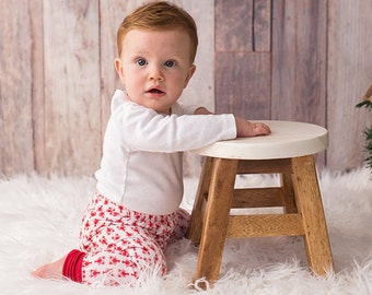 Lobster Baby Leggings - Maine Baby - Baby's First Christmas - Christmas Outfit for Baby - Maine Made - Christmas Leggings Baby // Lobsters
