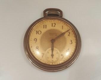 Westclox Pocket Ben pocket watch from the 1930's