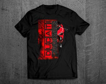 Ducati Shirts, Ducati Panigale t shirt, Motorcycle shirts, men tshirts, women t shirts, cars shirts, rider t shirt biker shirts biker jacket