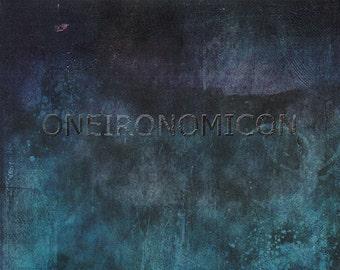 Oneironomicon  vol 1   Dream Zine