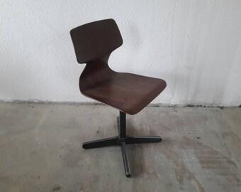 Kids School Chair Industrial Style'70