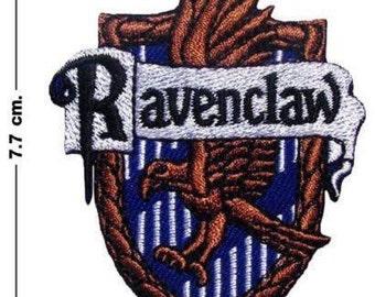 harry potter patch maison serdaigle cusson brod de fer sur badge costume applique motif assistant insignes de poudlard sac chapeau t shirt