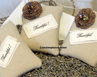 Wedding lavender sachets, Lavender sachets, Wedding favor, Bridal shower favor,, Baby shower favor, French lavender sachet,