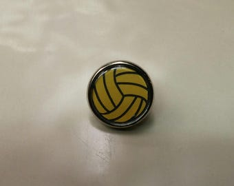 Water Polo Ball Pin / Tie Tack