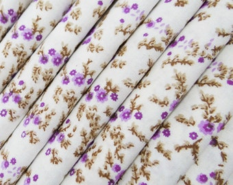 Dressmaking Fabric Cotton Fabric For Sewing Designer White Base Cotton Fabric Floral Pattern Cushion Cover Sewing Fabric By 1 Yard ZBC789