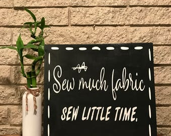 sewing sign - sewing decor - sewing decor - quilter sign - sewing gift - quilter gift - quilter decor - quilter decor - sewing wood sign