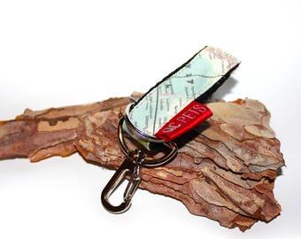 Adventurer keychain Custom Made - by QC Pets