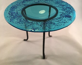 Decorative Blue Dish