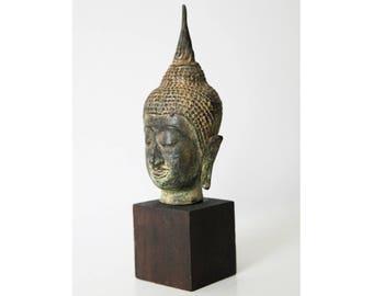 Ayutthaya Buddha head  - Thailand - 19th/20th century