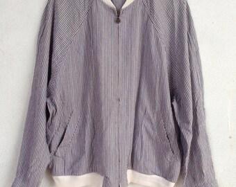 Rare Vintage Salvatore faragamo jacket L