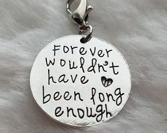Forever Memorial Pendant - Clip On - Ready to Wear