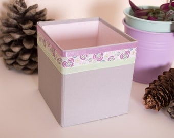 Decorated Paperboard Box