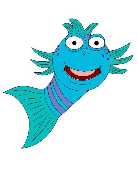 Happy pout pout fish svg file from mamascontrolledchaos for Pout pout fish pdf