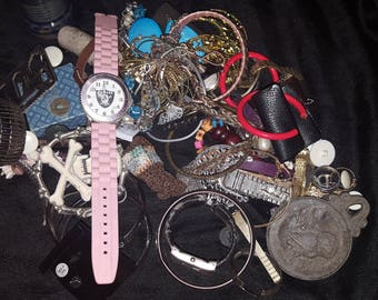 Jewelry Mixed Lot Vintage