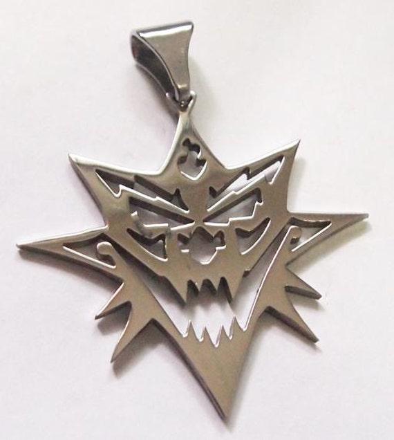 items similar to icp pow boom charm pendant
