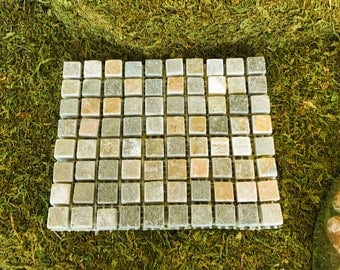 Miniature Patio Stones