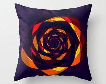 Order & Chaos Indoor Throw Pillow
