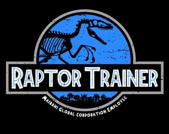 "LADIES FIT ""Raptor Trainer"" T-shirt"