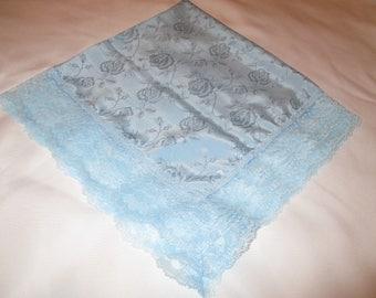 Large Handkerchief or Church Lap Throw