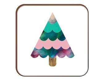Lolly Tree coaster