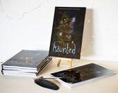 Illustriertes Haunted ABC Buch
