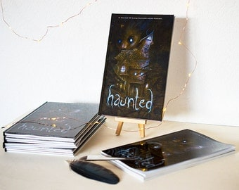 Haunted - an illustrated ABC book