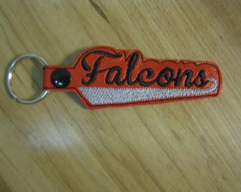 Atlanta Falcons Key Fob