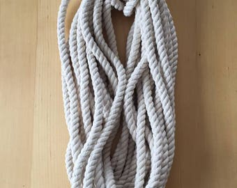 Cotton Rope 10mm // Baumwollseil 10mm