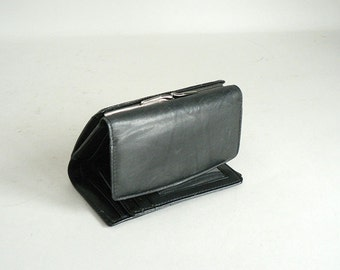 Womens Leather Coin/Change Purse Wallet