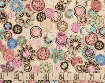 Sew in Love - Per Yard - Quilting Treasures - Quilting Notions