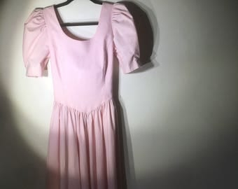 the powder puff dress