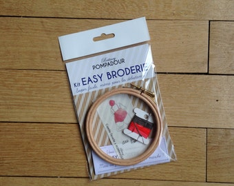 The Lady - EASY Embroidery Kit